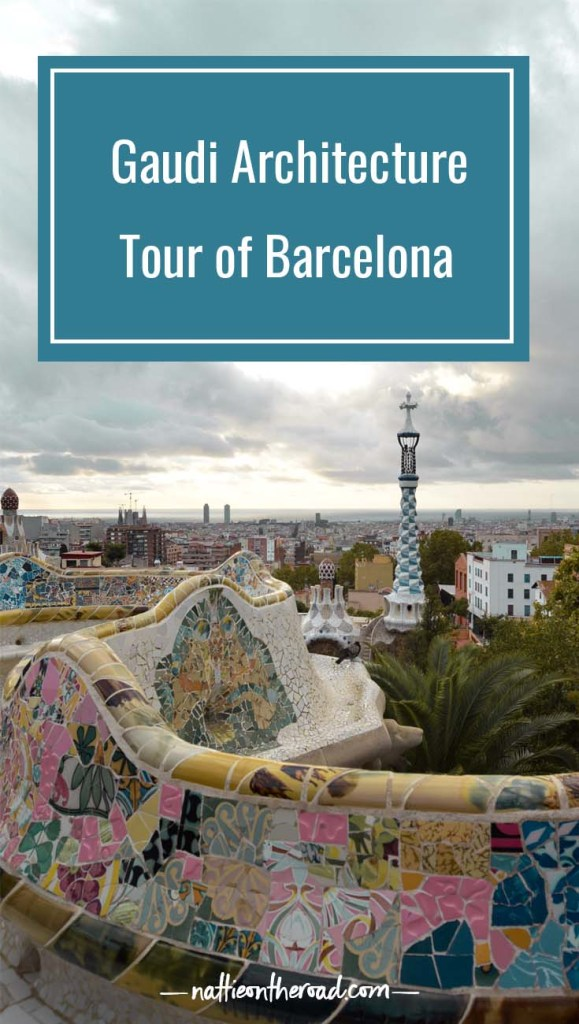 Gaudi Architecture tour of Barcelona