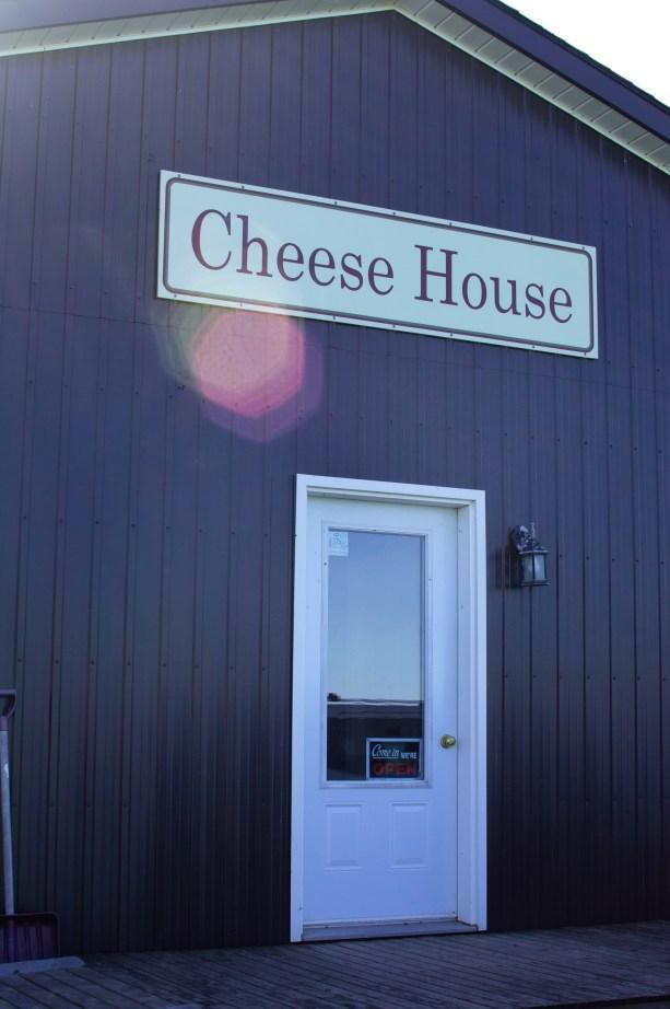 Knoydart Cheese House