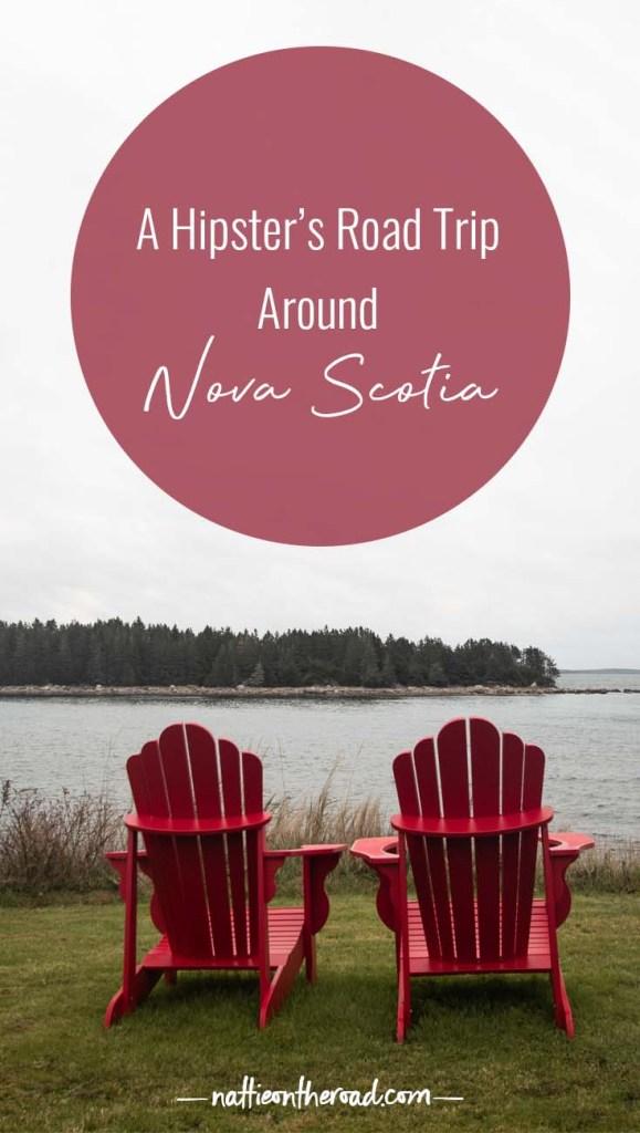 A Hipster's Nova Scotia Road Trip