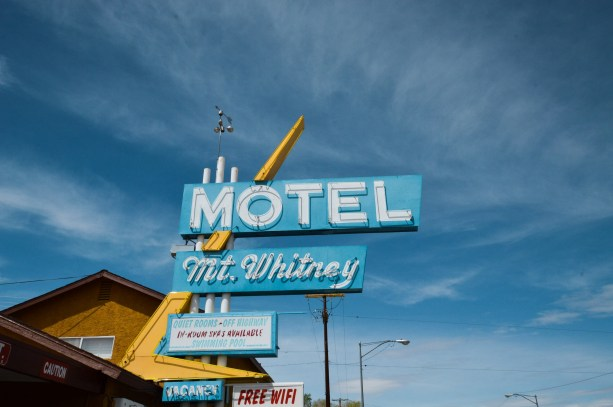 Motel Mt. Whitney