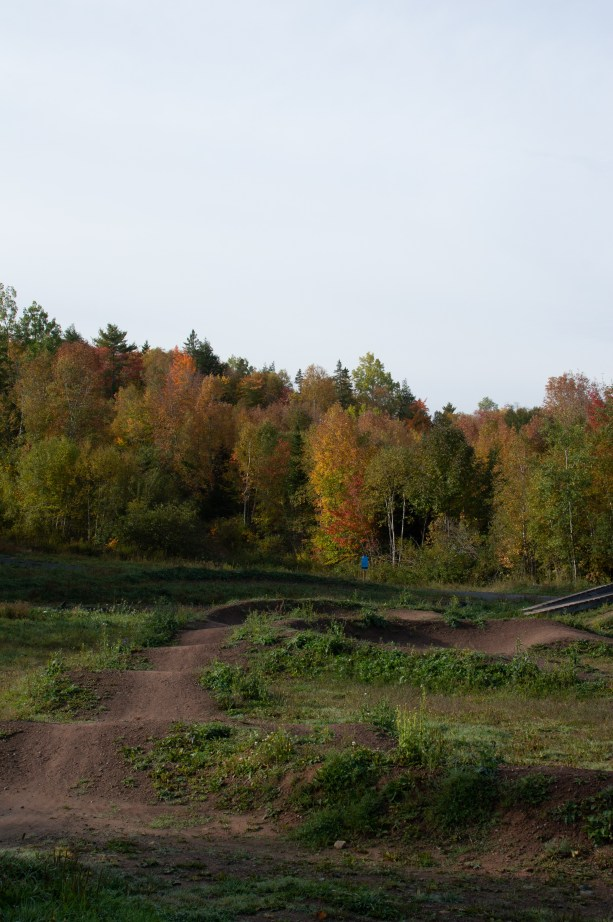 Keppoch Mountain bike track