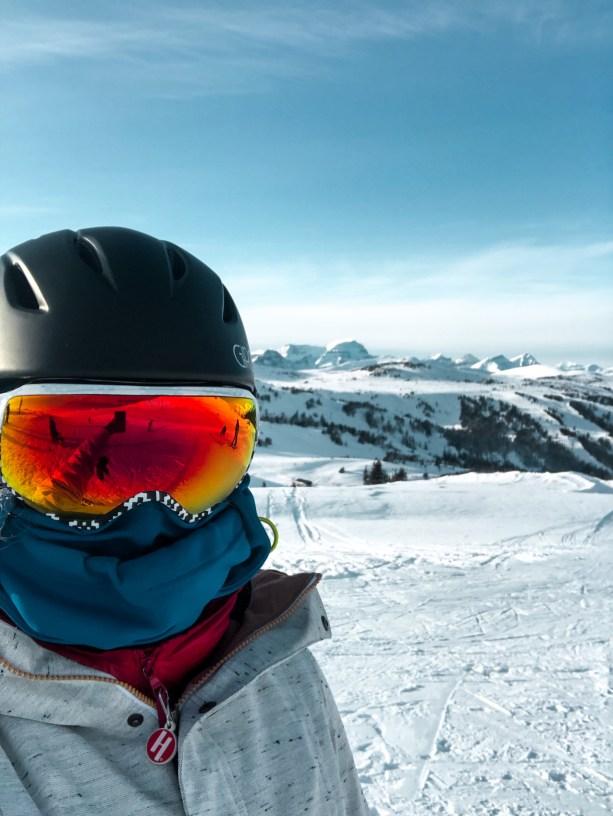 Banff Sunshine - ski trip