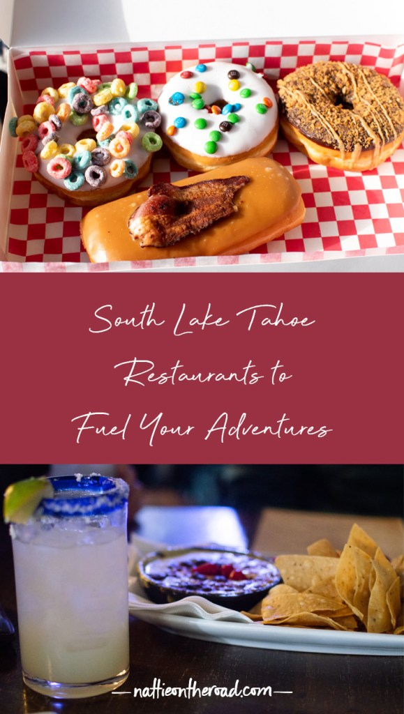 South Lake Tahoe Restaurants to Fuel Your Adventures
