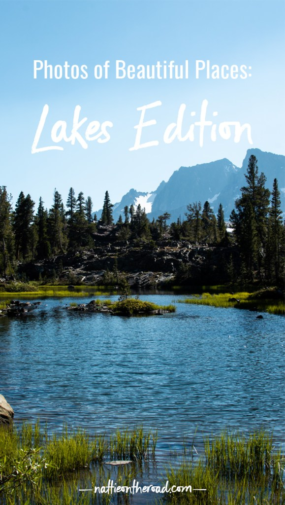 Photos of Beautiful Places: Lakes Editions