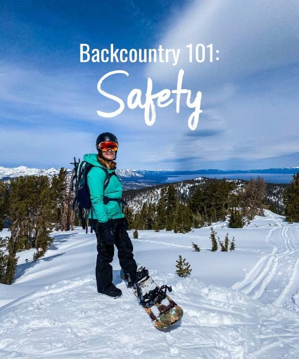 Backcountry 101: Safety