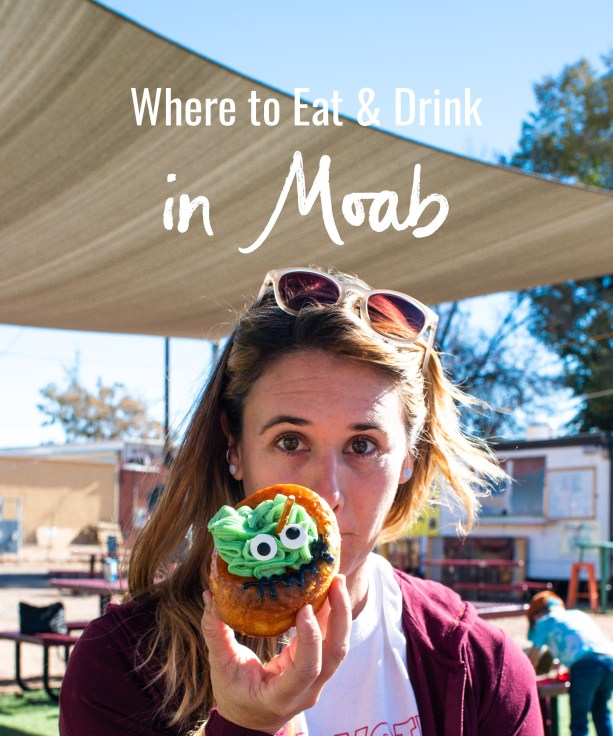Where to Eat and Drink in Moab