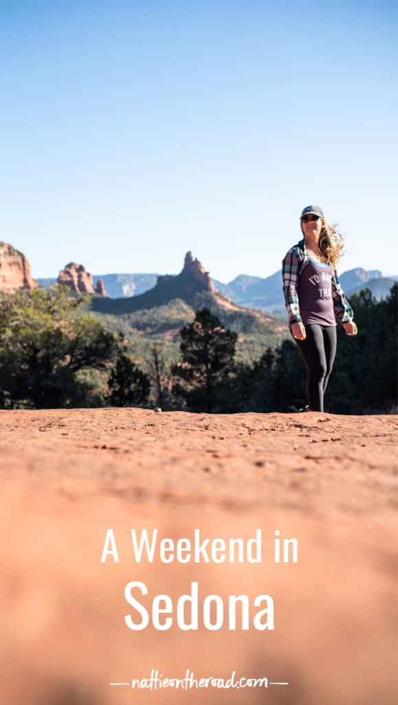 A weekend in Sedona