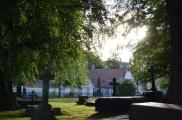 Fattigkirkegården (Foto: Torill Elisabeth Revheim)