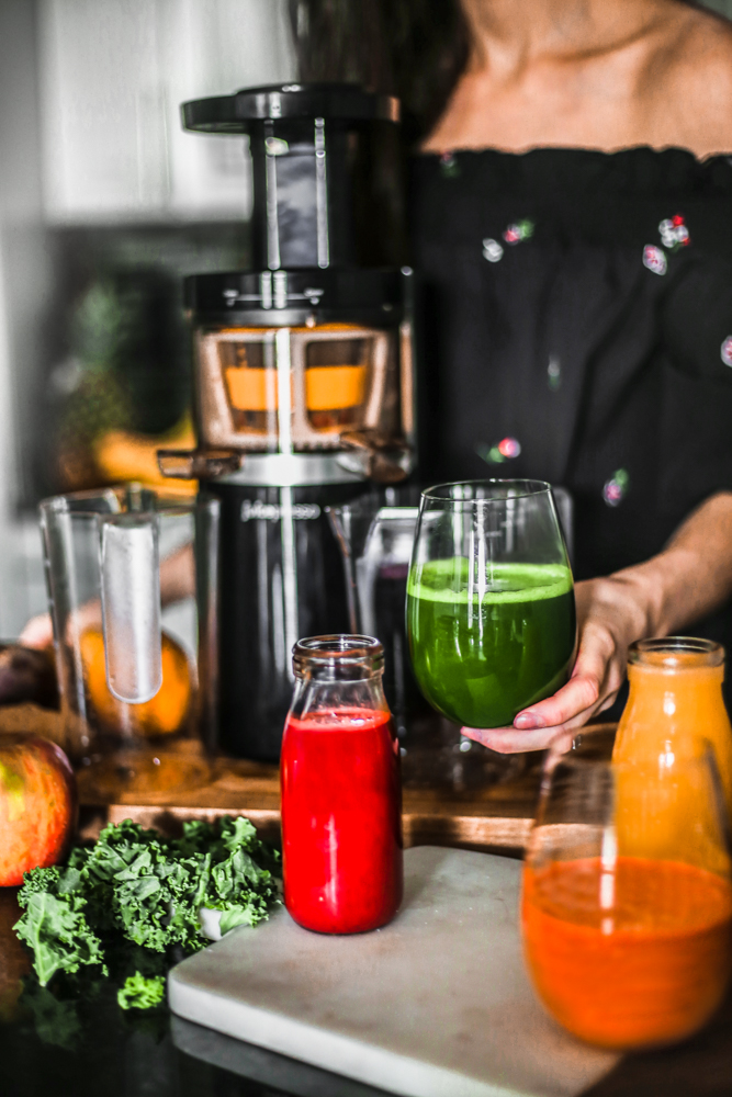 4 Easy Juice Recipes | What you should know about juicing