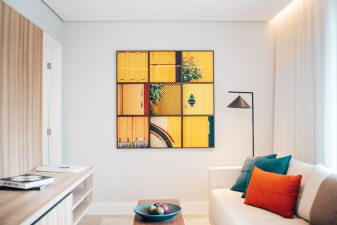 image of accent wall