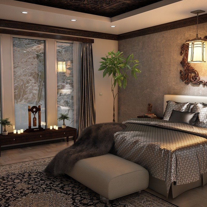 pic of a bed room