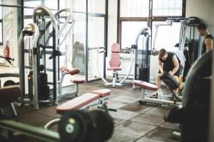 machine salle de musculation