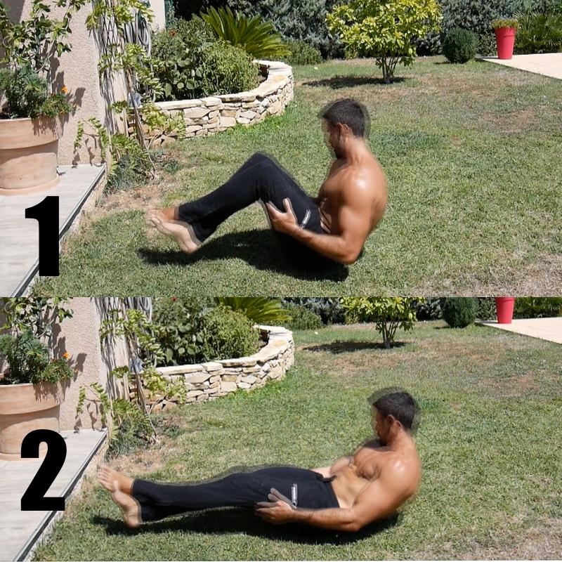 exercice-musculation-crunch-rameur