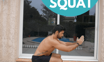 Exercice de musculation naturelle : le squat
