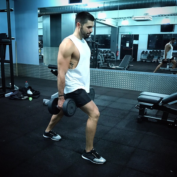 exercices musculation jambes