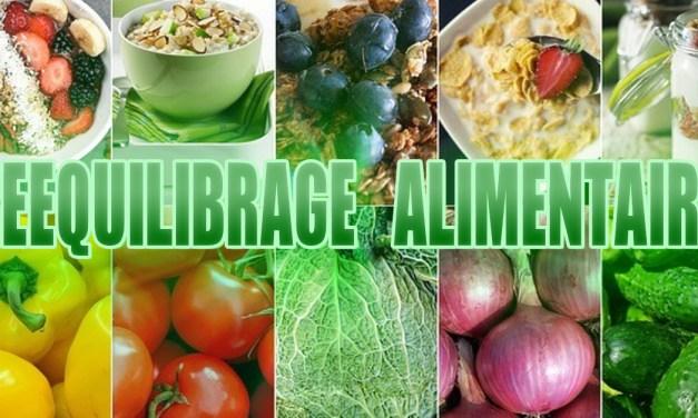 Les atouts d'un rééquilibrage alimentaire