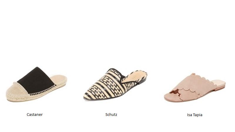 Shoe Trends: Mules