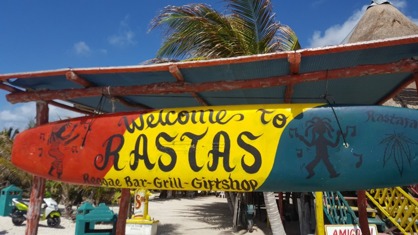Cozumel East Coast: Rasta Bar