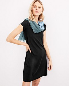 Casual Caspsule Foundation Tee Dress