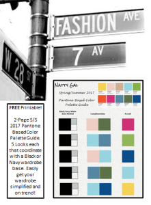 color guide, free, freebie