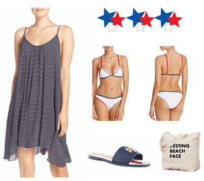 July 4th, outfits, red, white & blue, patriotic