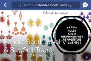Kendra Scott BST Facebook Group