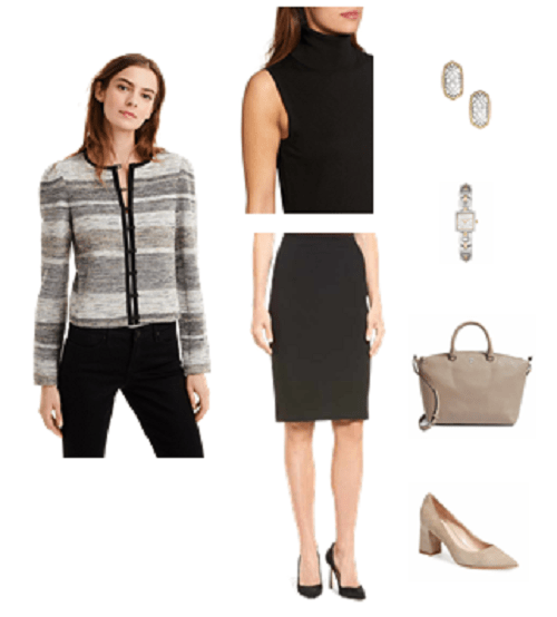 Metallics | Work Outfit | Fall 2017 Trends