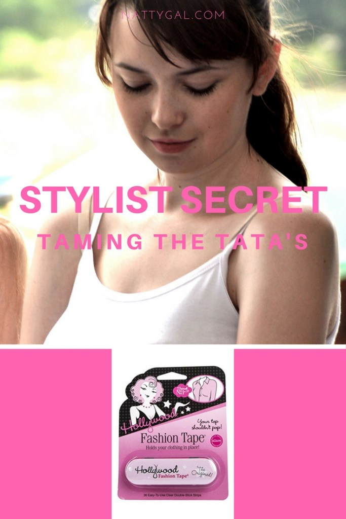 bra concealing methods | what to wear with camisoles | stylist secret