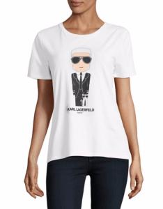 Graphic Tees | Fashionista | Fashion Tees | Karl Lagerfeld