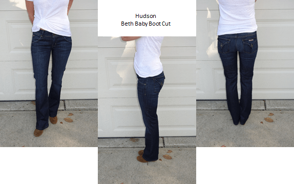Fitcode | Best Fitting Pair of Jeans | Jeans That Fit | Hudson Beth