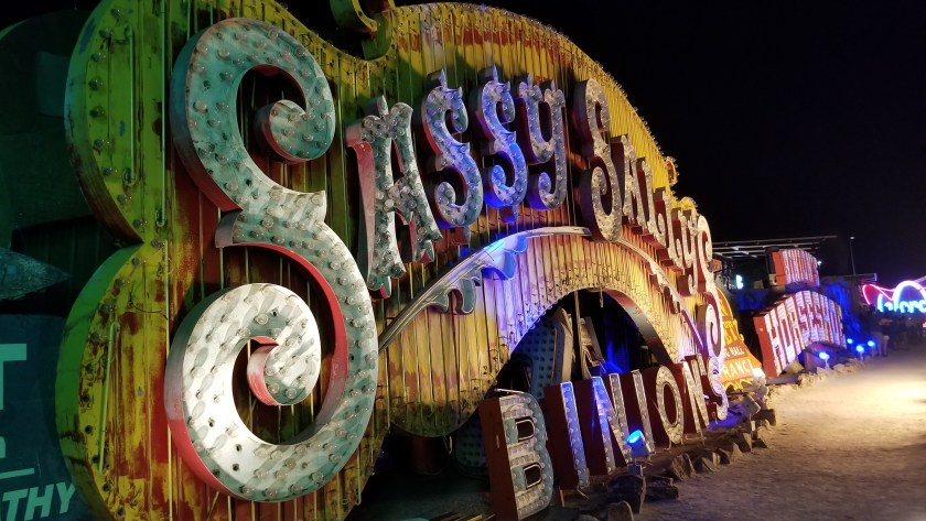 The Neon Museum | Neon Boneyard | Neon Graveyard | Things to Do in Las Vegas