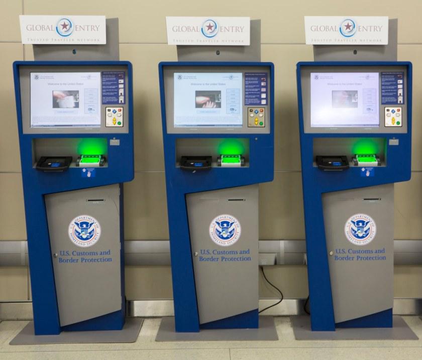 Trusted Traveler Programs | Global Entry