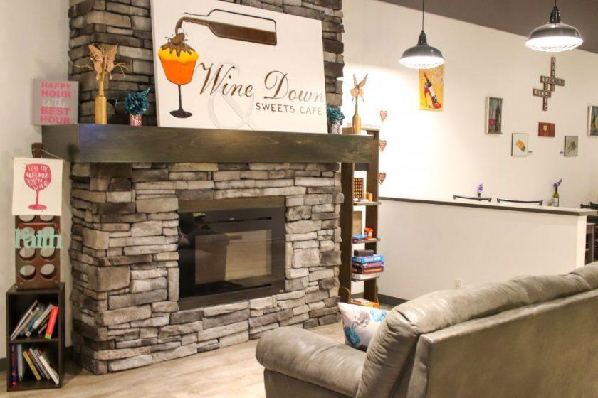Wine Down & Sweets Cafe | Ohio Wine Bars