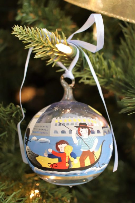 Travel Ornaments | Ornaments of the World