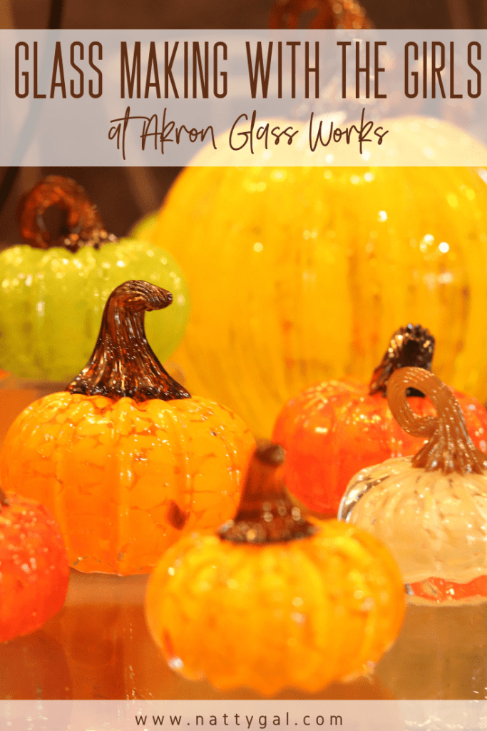 Taking a glass blowing class has been on my crafty bucket list for some time now. Learn more about my recent experience at Akron Glass Works!