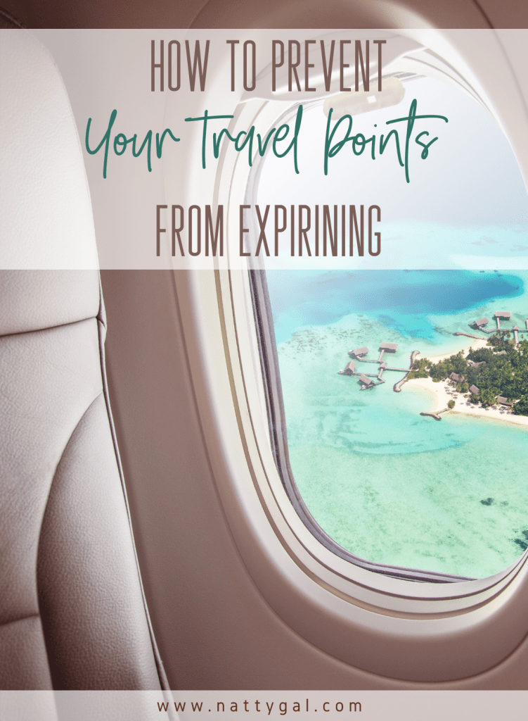 With many of us quickly approaching the one-year mark of halting all things travel, knowing how to protect your travel points from expiring is critically important.    The rules vary dramatically by vendor.  Some programs put a stop to any points expirations during COVID while others are holding to their prior policies. Today I'm sharing how to best keep track of your points as well as how to protect them if they are at risk of expiring.