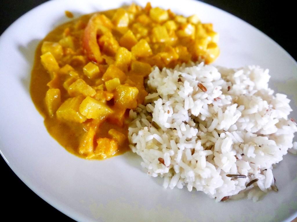 Veganes Gemüsecurry: Würzig und Orientlisch