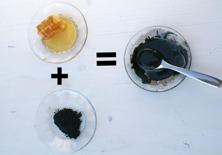 Schwarzer Honig
