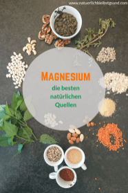 magnesium die besten natürlichenquellen