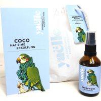 Brustwohl Massageöl - Für Hustendrachen und Schnupfennasen