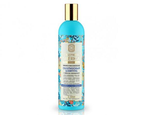 Rokitnikowy szampon do włosów osłabionych i zniszczonych