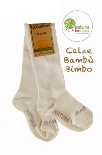 Calze Bambù bimbo