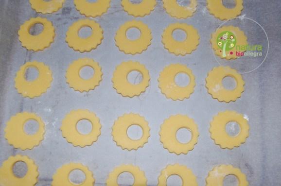 Biscotti in teglia