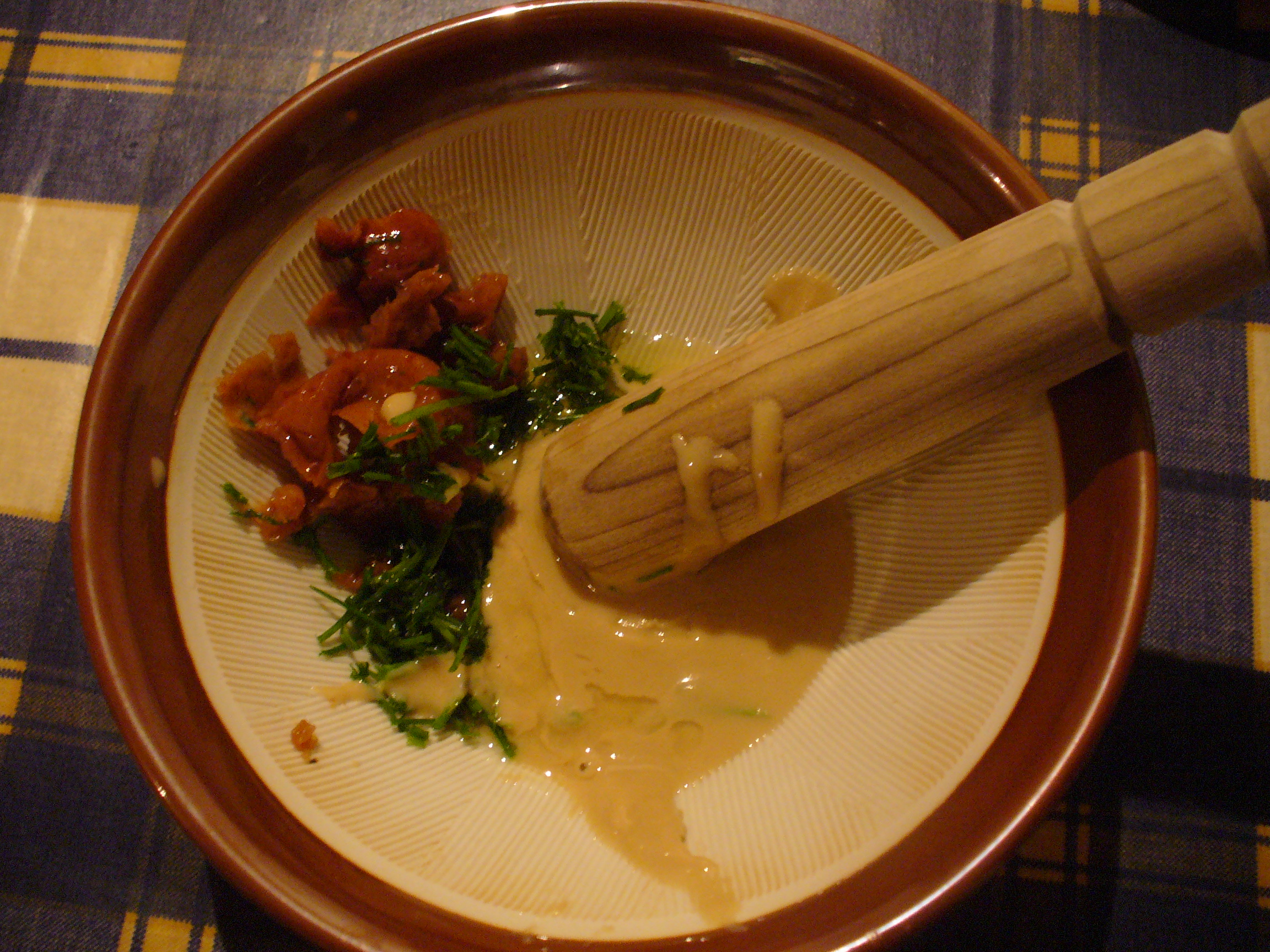 Salsa di prugne umeboshi e tahin  Natura e Mente in Cucina