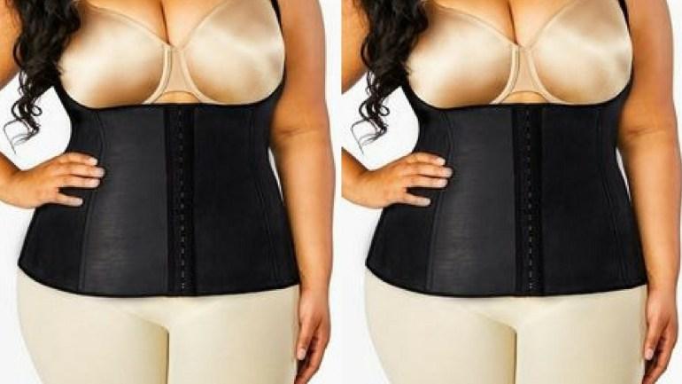 plus size waist trainer