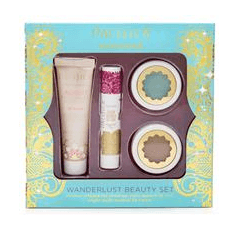 Pacifica Perfumes Inc, Wanderlust Beauty Set, 4 Pieces