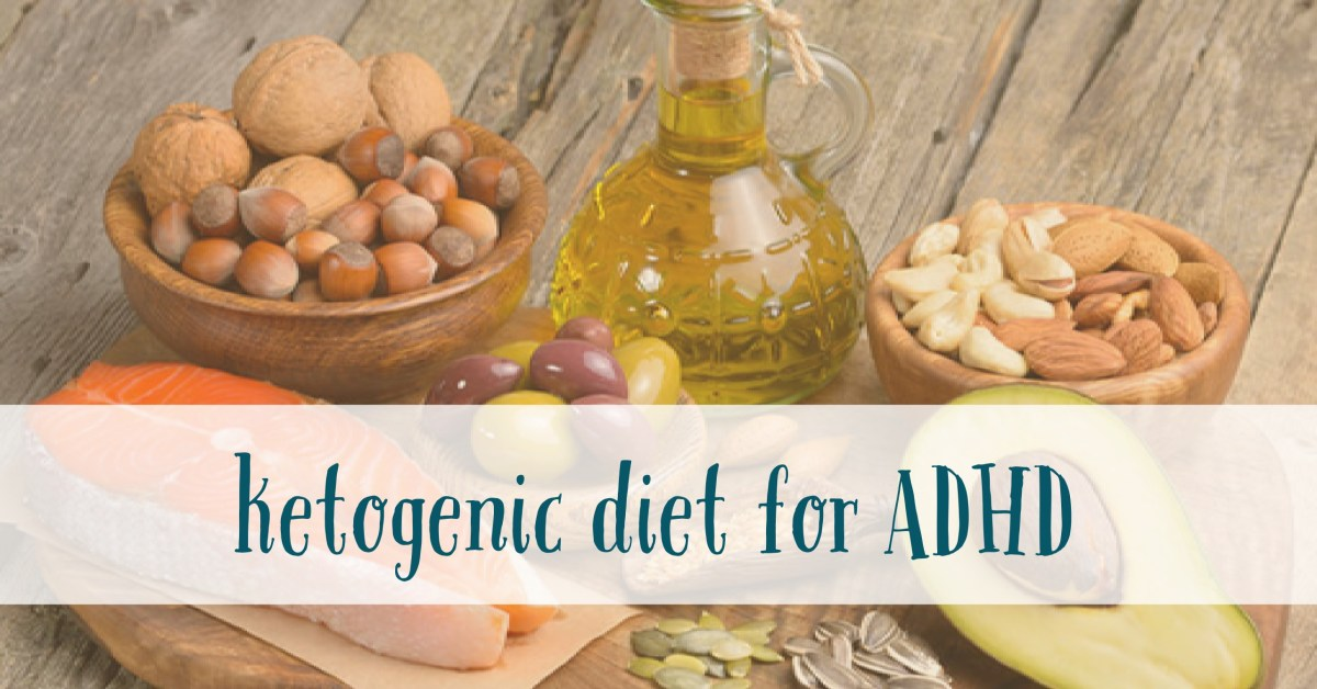 How the Ketogenic Diet Helps the ADHD Brain?