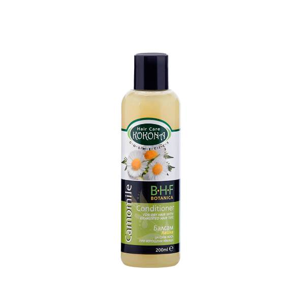 Chamomile Conditioner for dry hair x200ml