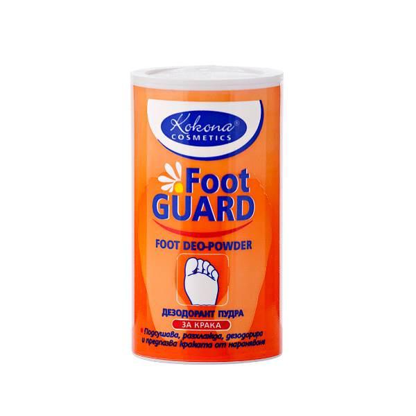 Deodorant powder x50g