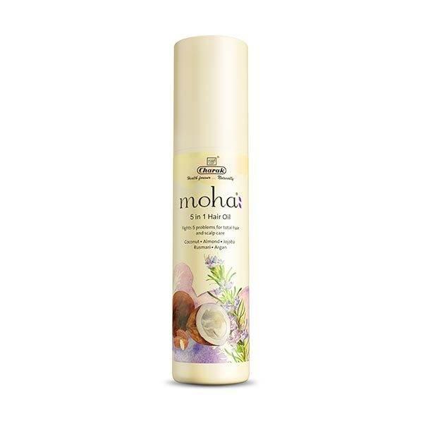 MOHA 5 in 1 hair oil x100ml